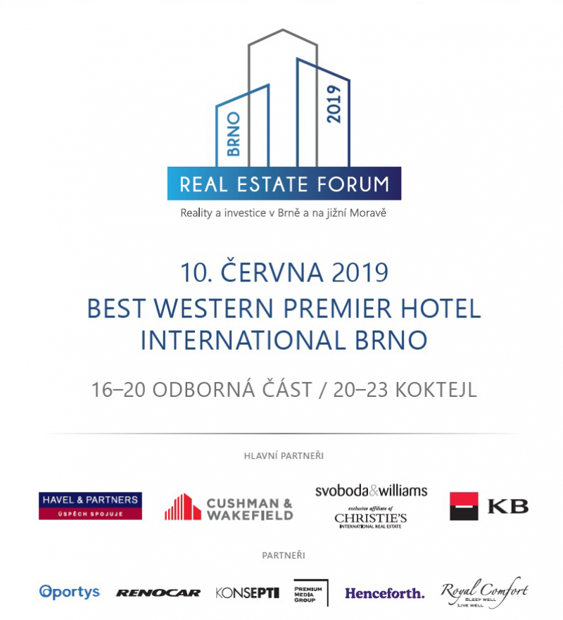Real Estate Forum Brno 2019